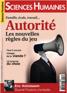Magazine Sciences Humaines - Autorité - article du blog EKNO