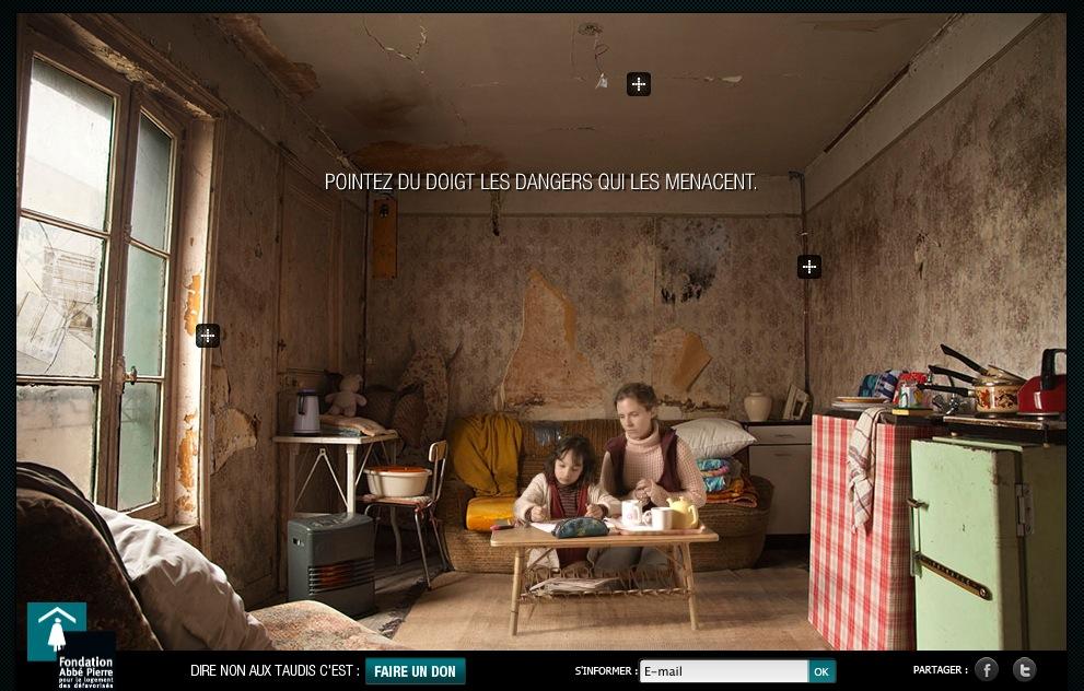 Non aux taudis - Article du blog EKNO