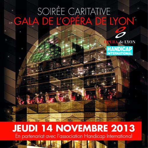 EKNO - Soirée de gala caritative à l'Opéra de Lyon