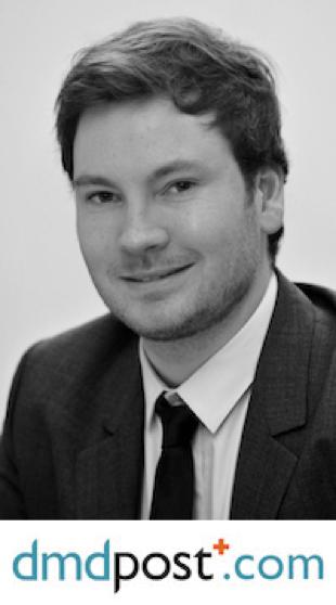 Interview Guillaume Marchand - dmdPost - application mobile santé - article EKNO
