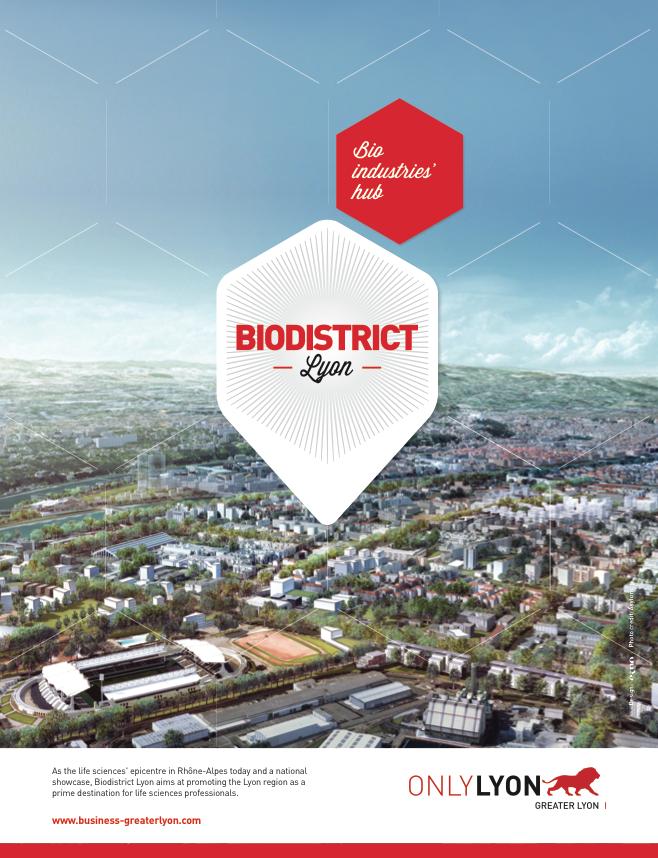 Annonce Presse Biodistrict Lyon Gerland - EKNO
