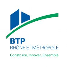 logo btp rhone et metropole